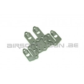 Strike speed clip pour beretta platform CQC Foliage green