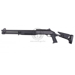 Shotgun M56DL crosse extensible 3 billes