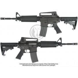 King arms M4a1 Colt full métal AEG ( license cybergun )