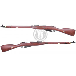 King Arms Mosin-Nagant 1891/30 rifle Gaz