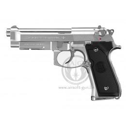 Tokyo marui Beretta M9A1 stainless model GBB