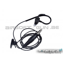 z tactical headset bone conduction