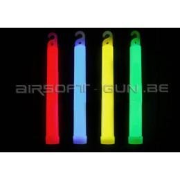 Bâtonnet Glow stick de divers coloris