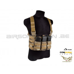 Flyye Law enforcement Chest rig A-tacs