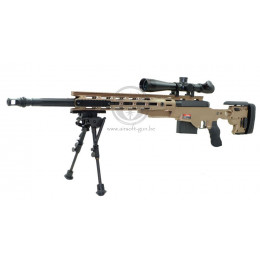 Ares MS338 CNC sniper manuel Dark earth