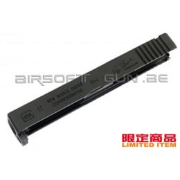 Guarder culasse aluminium ( desert storm ) pour Glock G17 Marui