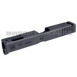 Guarder culasse aluminium pour Glock G17 Marui