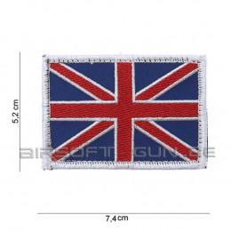 Patch drapeau UK avec velcro