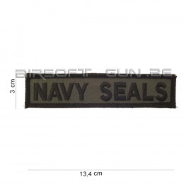 Patch NAVY SEALS avec velcro