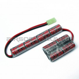 King arms batterie 9.6V 1600mah type SIG