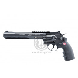"ASG Ruger super hawk 8"" noir CO2 GNB"