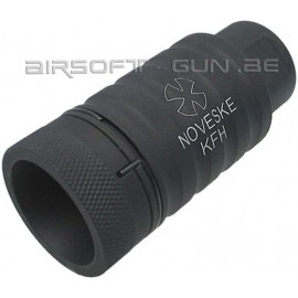 King arms amplificateur de son NOVESKE léger noir