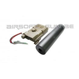 Xcortech X3300W Chronographe avancé / Tracer / Burst Control Unit - Tan