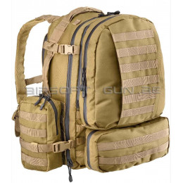 DEFCON 5 SAC A DOS MODULAR BACK PACK TAN