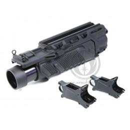 VFC Lance grenade EGLM pour scar L/H Noir