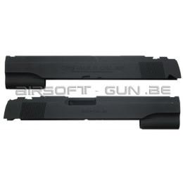 Guarder culasse aluminium pour Hi-Capa 5.1 Marui OPS NOIR