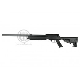 Well MB13 sniper tactique ambidextre noir