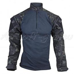Tru-Spec combat shirt TRU Multicam Black