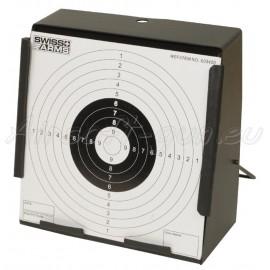 Swiss Arms cible métallique pour 6mm et 4.5mm