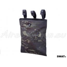 Swat drop poche M4 Multicam Black