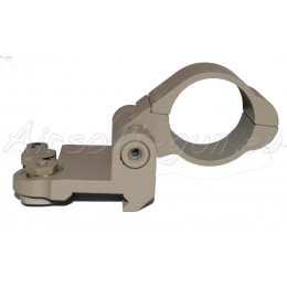 Element attache 30mm QD de 2 positions dark earth