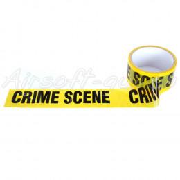 Bande signalétique CRIME SCENE