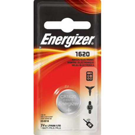 Enegizer batterie lithium CR 1620 3V