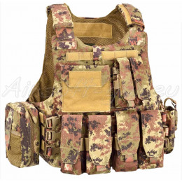 ARMOUR CARRIER CIRAS DEFCON5 Vegetato italien