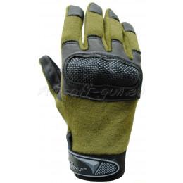 Gant Impact Strenght Vert Olive face arrière