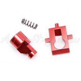 Relachement de chargeur en aluminium cnc pour VSR10