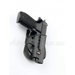 Fobus holster rigide paddle rotatif pour Sig P226/228