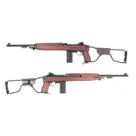 M1A1 Carbine CO2 vrai bois