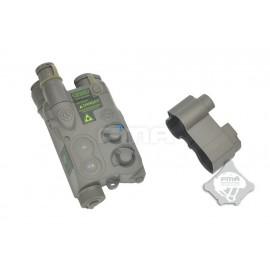 Boitier PEQ16 avec extension pour batterie foliage