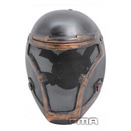 Masque faciale soldat biochimique