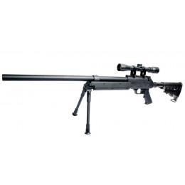 Urban Sniper tactique ambidextre noir