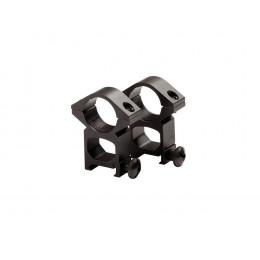 Attache anneaux haut 25mm 2/pcs