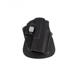 Fobus holster rigide paddle rotatif locking pour Glock 17/19