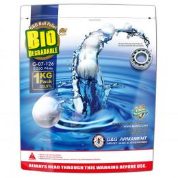 Bille BO 0.25gr G&G 1kg