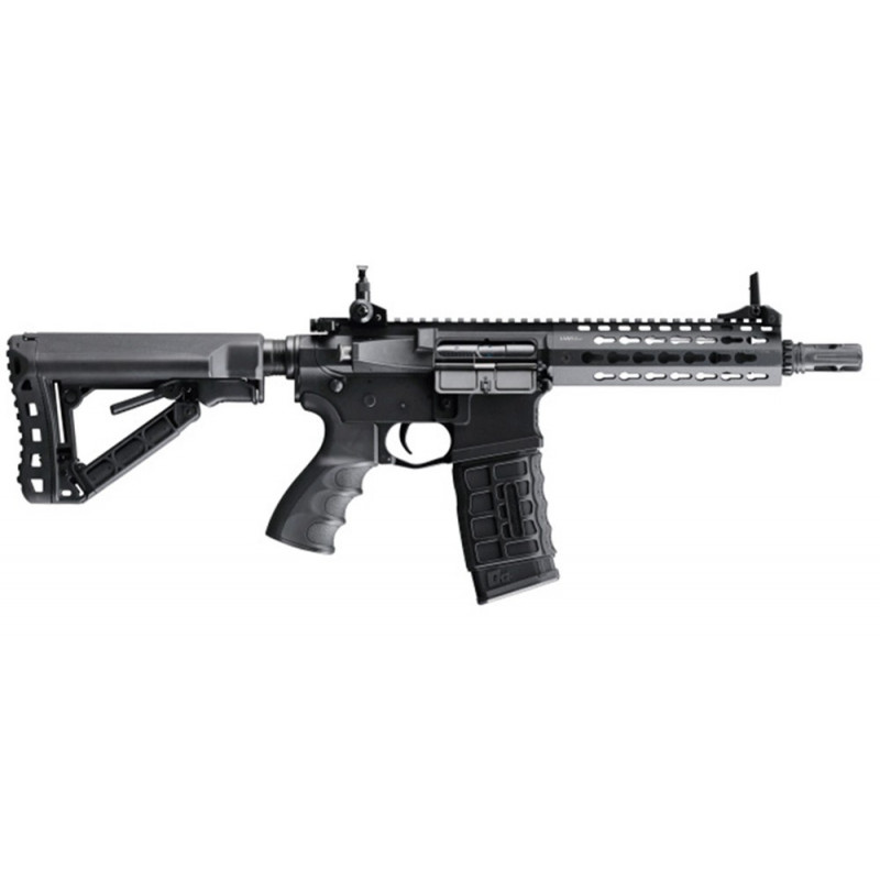 Assault Rifle M4 AEG CM16 SRS With Mosfet Black