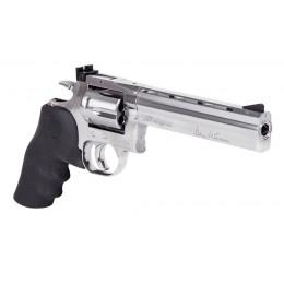 Revolver Dan Wesson 715 Silver 6 pouces Co2