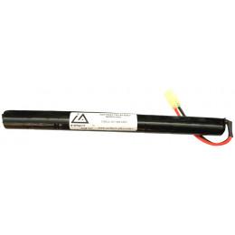Batterie NIMH 9,6V 1600Mah de type double baton