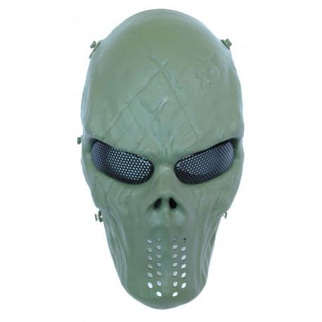 Masque tactique skull Noir