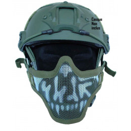 Masque de protection faciale version 1 en Skull OD