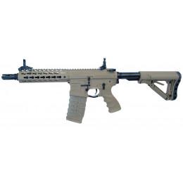 M4 CM16 SRS avec mosfet AEG en couleur Tan