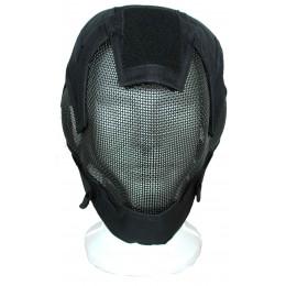 Masque de protection faciale V6 en Noir
