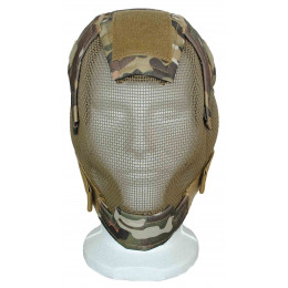 Masque de protection faciale V6 en Multicam