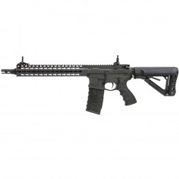 Assault rifle M4 AEG CM16 SRXL with mosfet Black