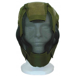 Masque de protection faciale V6 en Olive Drab
