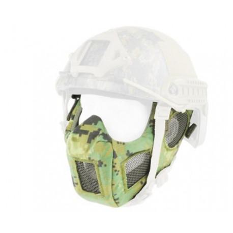 Masque de protection faciale version 9 AOR2