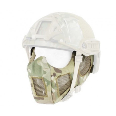 Masque de protection faciale version 9 Multicam